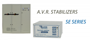 A.V.R. STABILIZERS SE SERIES