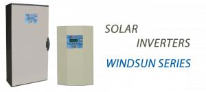 SOLAR INVERTERS WINDSUN SERIES
